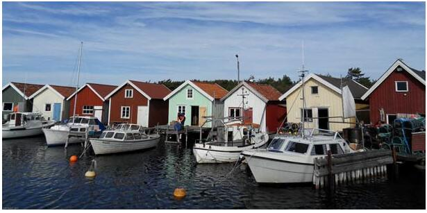 ATTRACTIONS IN GOTHENBORG