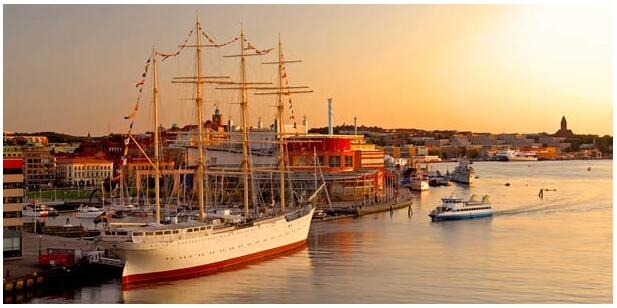 FLIGHTS, ACCOMMODATION AND MOVEMENT IN GOTHENBURG