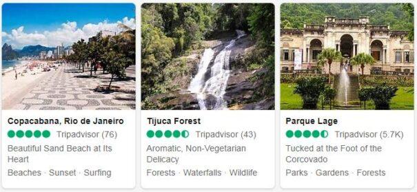 Best Travel Time for Brazil